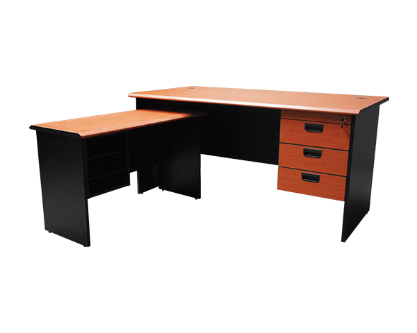 MOF-GE-160-L-Shape-Office-Desk-Cherry