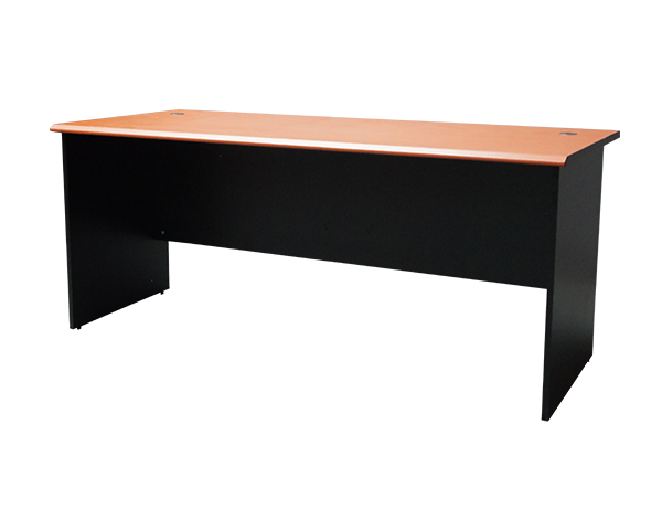 MOF-GE-180-Plain-Office-Table-Cherry