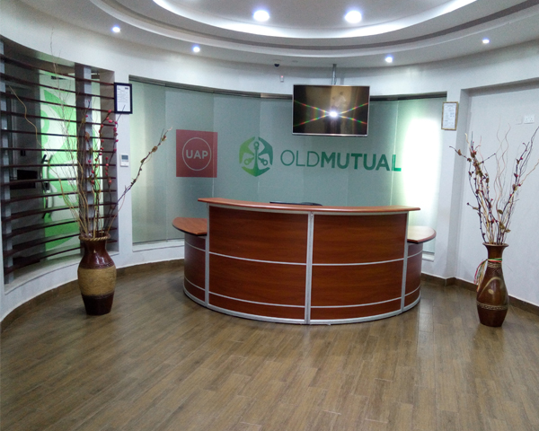 project – old mutual UAP