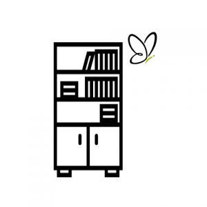 Storage/Bookshelves