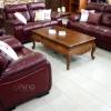 7 Seater Sofa Set-Genuine Leather